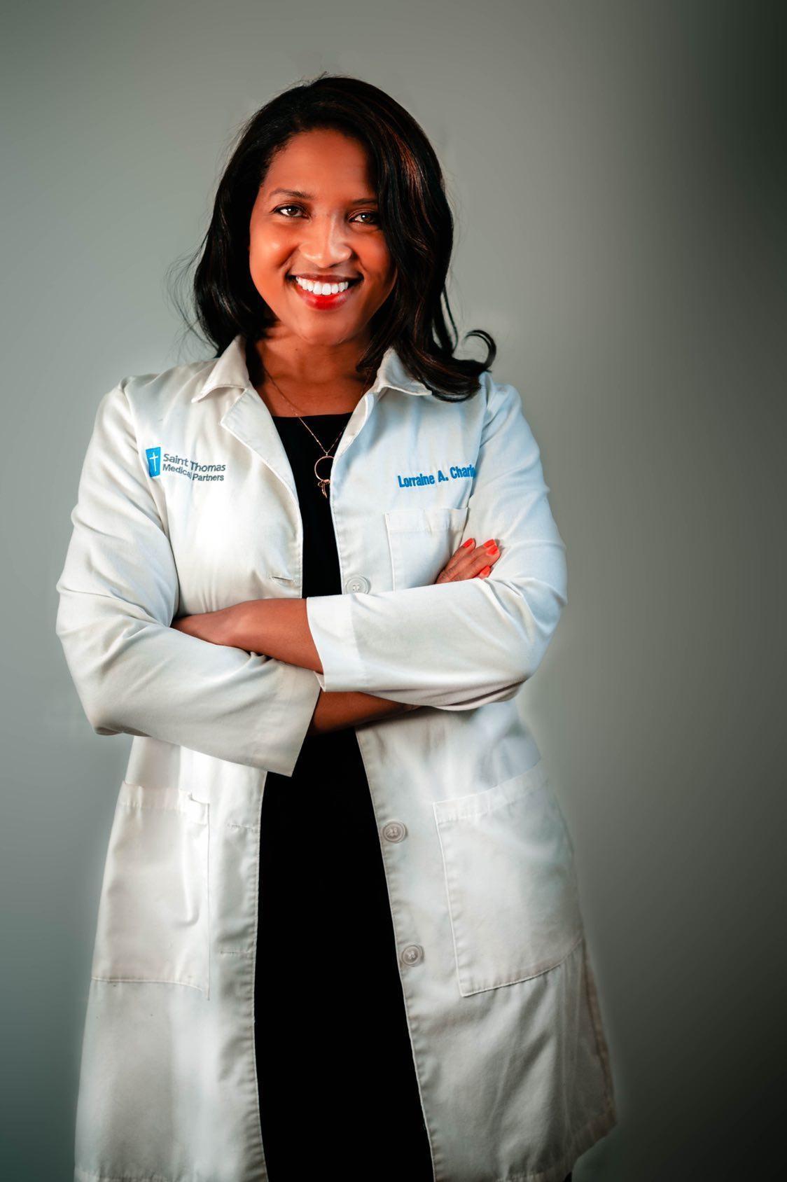 Lorraine Charles, MD